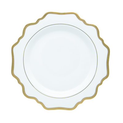 The Event Merchant Company Royal White Dinner Plate
