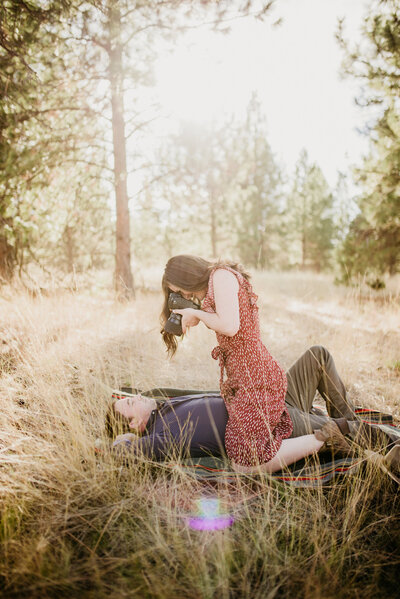 Kelsey & Jake Fall Rebrand_Elopement Photographer-38