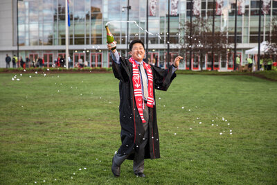 UW Graduation Photo