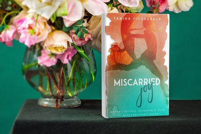 Miscarried Joy Mockup