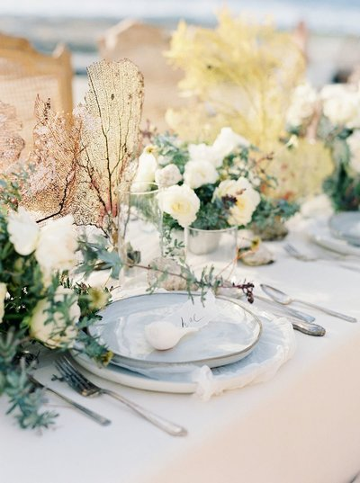 Coastal Beach Wedding Inspiration- Ashley Rae Photography Arizona and California Film Photographer10