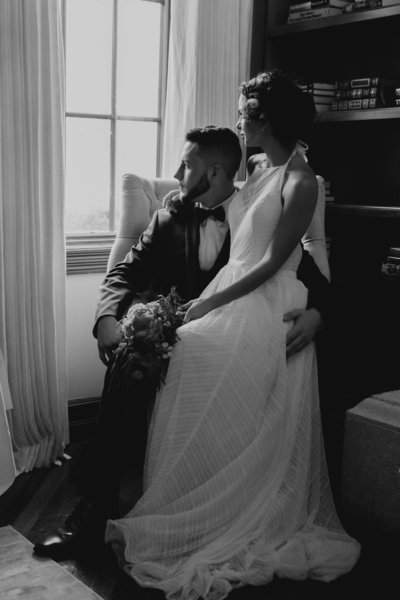 Newlywed Intimate Moment // JasTreadway Photography
