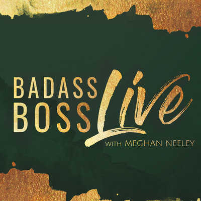 Badass Boss Live Design by Nicolette Ray Branding
