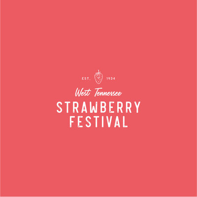 Logo 8 - Strawberry Festival - Color - 1