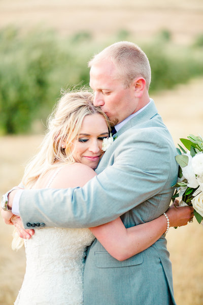 Vineyard Wedding Photography in California at the Purple Orchid Inn and Spa, Livermore