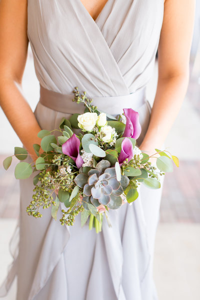 bridesmaids-bridesmaid-flowers-flower-purple-silver-grey-bouquet-wedding-florals-photo