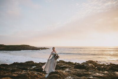 Bean Hollow Beach Styled Shoot