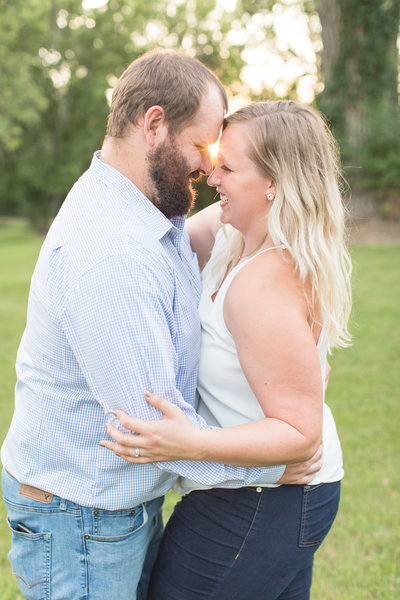 Iowa City Couple Portraits
