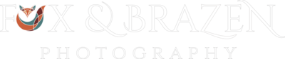 Fox & Brazen Photography Logo for Photography Studio based in Phoenixville, Pennsylvania and serving the greater Philadelphia area