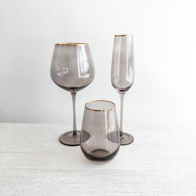 smoke kate glassware
