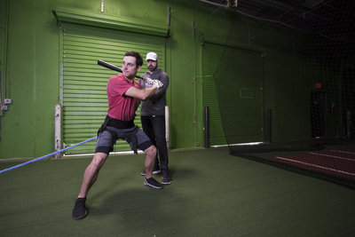 Core Velocity Photo - Hitting