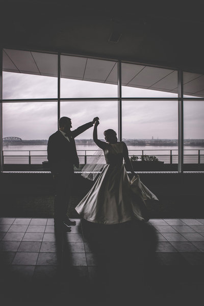 Kentucky Wedding at Muhammad Ali Center
