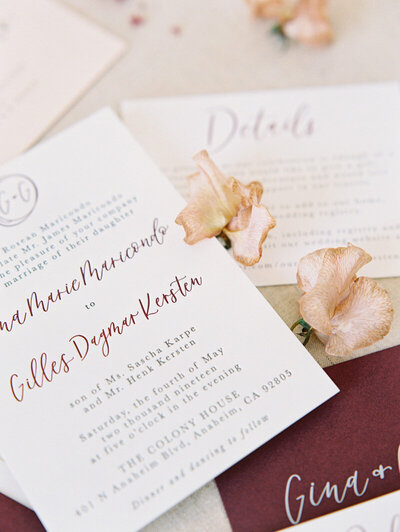 pirouettepaper.com | Wedding Stationery, Signage and Invitations | Pirouette Paper Company | Wedding Invitations | Jordan Galindo Photography _ (60)