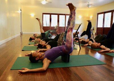 Homepage Soma Yoga Institute