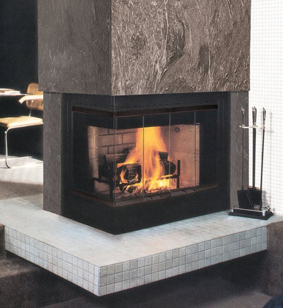 Indoor Fireplaces 337