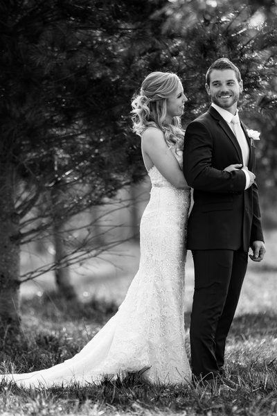 Janelle + Tyler at Applecross Country Club 9