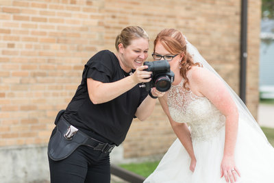 Sioux City Wedding Photographer and Videographer