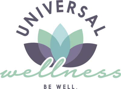 Universal Wellness Stacked