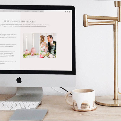Franklin & Willow | Showit Website Designer
