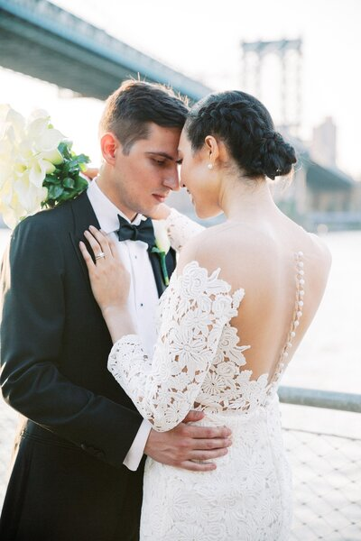 NYC Downtown Intimate Wedding