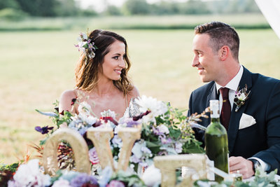 Maple Meadows Farm Wedding | Krysta Gorman