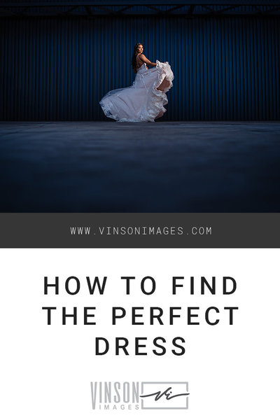 find the perfect dress