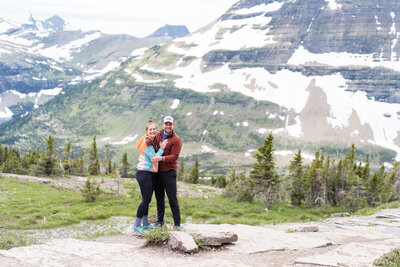 014Hidden Lake Hike_Kelsey & Jake Wedding_Glacier National Park_July 10, 2019-46