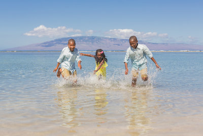 Maui Family Portrait packages Hawaii