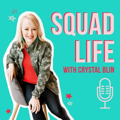 Squad Life Podcast Molly Knuth