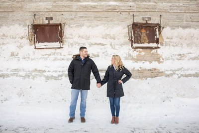 Minnesota Engagement Photography - Claire & Ethan (9)