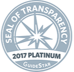 Guidestar Seal of Transparency 2018-