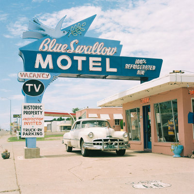 ROUTE-66-Blue-Swallow-Motel-Photo-by-Philip-Casey