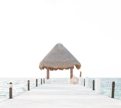 dreams riviera cancun wedding venue