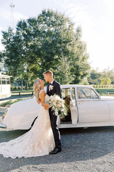 Houston Carriage House Wedding photographed by Alicia Yarrish Photography