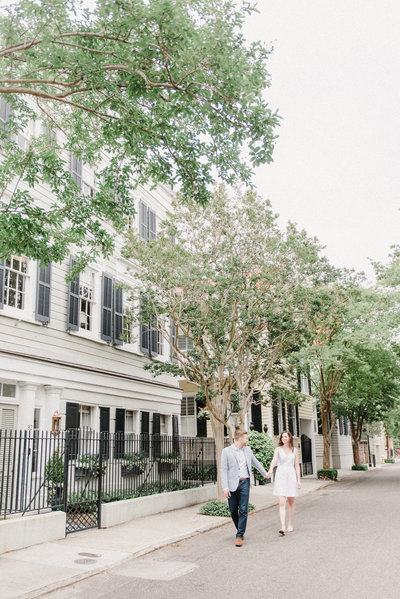 Charleston South Carolina Engagement Photographer