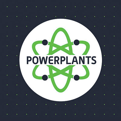 Powerplants Australia Logo by The Brand Advisory