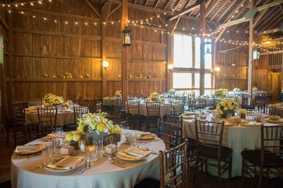 Rustic wedding at The Barns in Middletown, CT