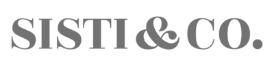Sisti + Co Grey Logo