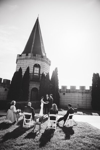 Kentucky Castle Wedding