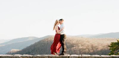 Klaire-Dixius-Photography-Virginia-Wedding-Photographer-Shenandoah-Valley-Skyline-Drive-Engagement-Session-Fredy-Kaila-Film-19 copy 2