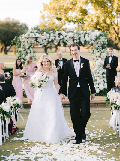 Four Seasons Dallas Bride and Groom