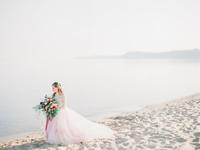 northern michigan wedding photographers at the homestead resort