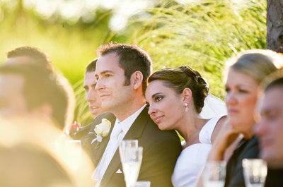 Seabrook Home Wedding venue in Pacific Beach WA by Juli Bonell Photography