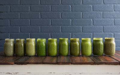 10 Day Kickstart Smoothies