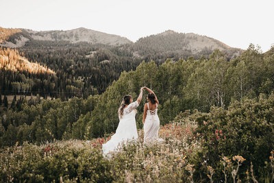 Zions Elopement photographer