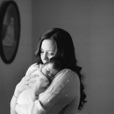 At Home Coral Springs Florida  Newborn Photographer Tiffany Farley