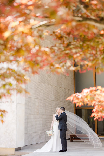 Franklin Institute Wedding Photographer Photo-24