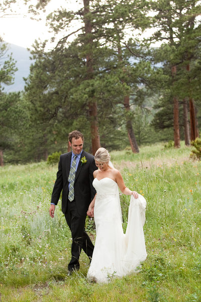 Rocky Mountains Wedding Photographer