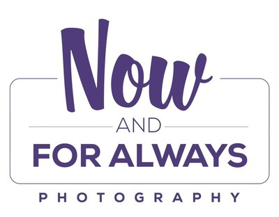 logo- Now And For Always Photography