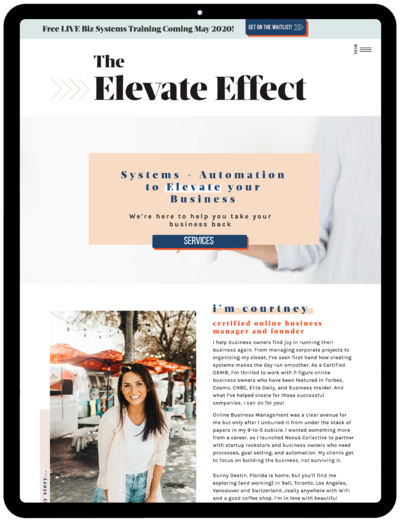 The-Elevate-Effect-Showit-Template